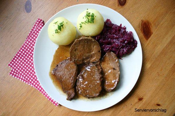 Sauerbraten 600 g